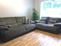 Two sofas for sale ONO £400