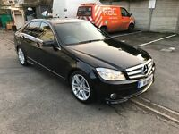 Mercedes C Class ...2.2l diesel...AMG