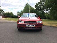 2002 VW Golf 1.6 SE