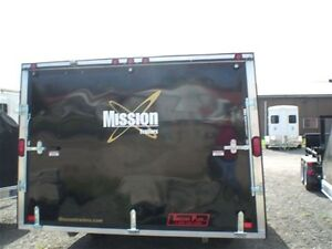 2017 Mission Trailers 12' SLED/ATV CROSSOVER Peterborough Peterborough Area image 2
