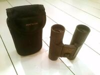 Pentacon Binoculars - with case - £7