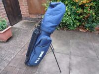 THE WILD ONE.l Golf , CARRY / CART, BAG,