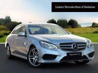 Mercedes-Benz E Class E220 CDI AMG SPORT (silver) 2014-09-30