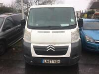 Citroen relay spares and repairs MOT until October 2018