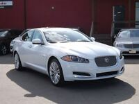 2013 Jaguar XF 3.0L Supercharged/AWD/NAVIGATION/B.CAM