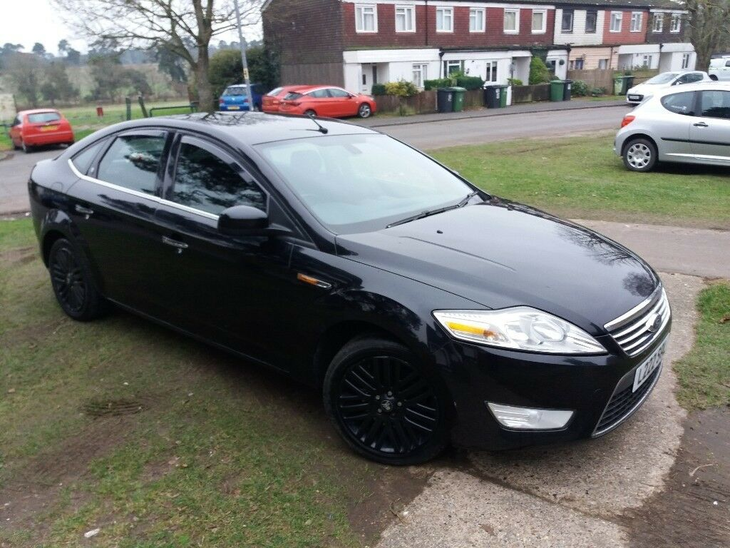 ford mondeo mk4 in thetford norfolk gumtree. Black Bedroom Furniture Sets. Home Design Ideas