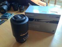 Tamron SP 70-300mm F/4-5.6 Di VC USD Lens for Nikon