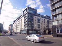 A Two Bedroom Furnished Flat with Parking on Wallace Street, Close to the River Clyde (ACT 261)