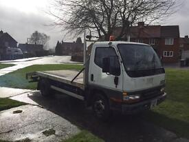 2003 Mitsubishi canter 75 recovery truck