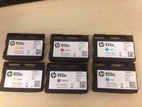 Double Set - HP 933XL Colour Printer Cartridges