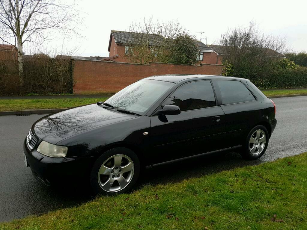 2002 audi a3 1 8t turbo 150bhp 3 door vw golf gti s3 seat ibiza leon cupra bmw ford toyota honda. Black Bedroom Furniture Sets. Home Design Ideas