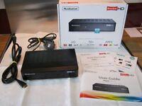 Manhattan Plaza HD-T2 Freeview HD Smart Digital Set Top Box