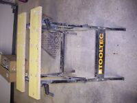 Tooltec Folding workbench in average condition