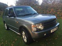 Land Rover Range Rover 4.4 V8 auto H S E (Rd Tax £295 .LPG CONVERTED