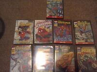 Kids marvel dvds