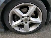 Alloy wheels astra h mk5