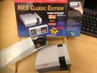 Mini classic entertainment system - 500 games
