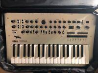 Korg Minilogue Analog Polyphonic Synth with Original bag (LIKE NEW)
