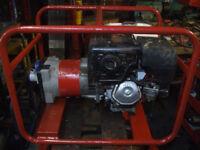 4.5KVA Honda Powered generator