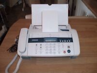 Samsung SF 345TP Phone/ Fax/ Printer for home or office.