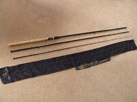 Shakespeare Mach 3XT 16 Feet Match Rod. Mint condition
