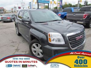 2017 GMC Terrain SLE | BACKUP CAM | SAT RADIO | BLUETOOTH | WIFI