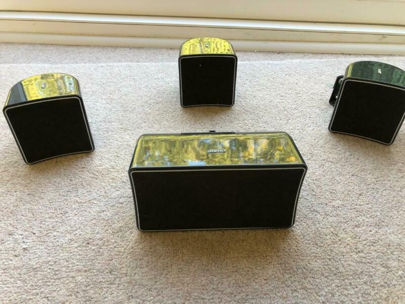 Used, Jamo Speakers  for sale  Waterlooville, Hampshire