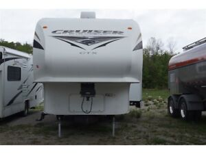 2011 Cruiser by Crossroads RV CTX -