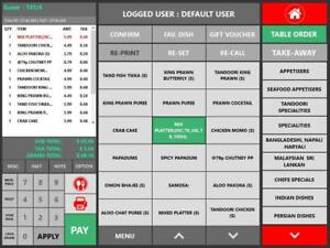 POS Software for restaurant starting at $99.99 - Computer, Touch Screen