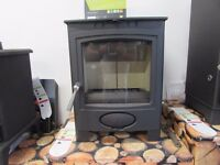 5KW BRITISH MADE MULTI FUEL STOVE REDUCED TO CLEAR £650 ARADA ECOBURN DEFRA STOVE