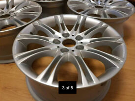 "ALLOY WHEEL FOR BMW 18"" GENUINE STYLE 135 REFURBISHED"