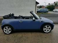 2004 Mini One Convertible