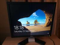 Dell 19 inch Monitor E198FPb 1280x1024