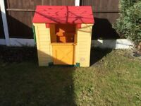 Kids garden playhouse