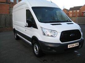 Ford Transit 350 H/R P/V One Owner FSH AA Breakdown Warranty Low Mileage