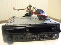 KENWOOD Retro Car Radio