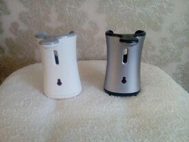 AUTOMATIC SOAP DISPENSERS X 2