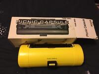 Picnic capsule