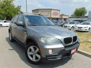 2007 BMW X5 7PSGR PANORAMIC ROOF 3.0 XDRIVE