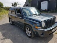 JEEP PATRIOT. 2L DIESEL. (EXCELLENT COND) MOT MARCH 2019.ESR.FM.