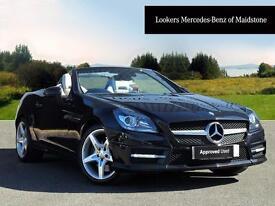 Mercedes-Benz SLK SLK250 BLUEEFFICIENCY AMG SPORT ED125 (black) 2012-03-30
