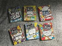 Tom gates books