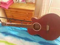 Tanglewood acoustic amp friendly guitar for sale