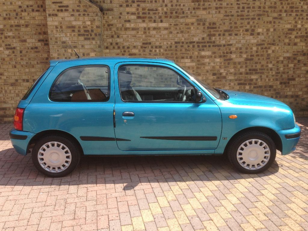 nissan micra gx 1998 s reg 3 door hatchback in swindon wiltshire gumtree. Black Bedroom Furniture Sets. Home Design Ideas