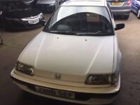 Honda Civc 1.4 GL 1991 LOW MILEAGE