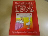 THE ODD SQUADS GUIDE TO LOVE BOOK – NEW - VERY FUNNY!