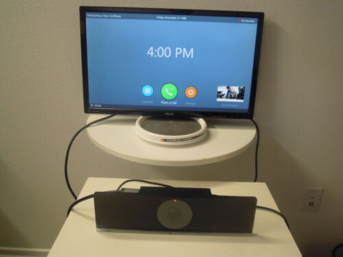 Polycom RealPresence Debut Video Conference Camera * Tested * See Photos First