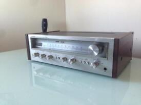 Pioneer SX-550 Vintage Stereo Hifi Receiver Amplifier
