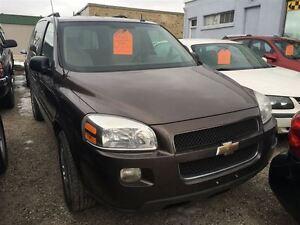 2008 Chevrolet Uplander LS CALL 519 485 6050 CERTIFIED