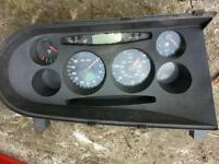 Iveco speed clock, Removed from Iveco daily 2.3 engine, Miles 150000
